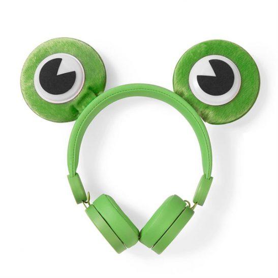 Nedis On-Ear Hörlurar Freddy Frog