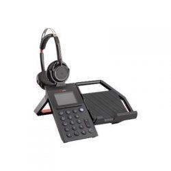 Plantronics Poly Elara 60 Ws + Focus Headset Musta