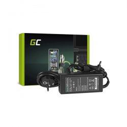 Green Cell laturi / Virtasovitin HP 65W / 19.5V 3.33A / 4.5mm-3.0mm