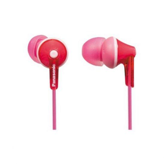 Kuulokkeet Panasonic RP-HJE125E in-ear Pinkki