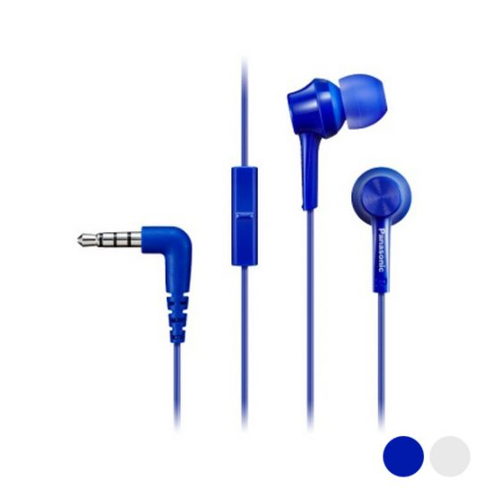 Kuulokkeet mikrofonilla In-ear Panasonic Corp. TCM115E