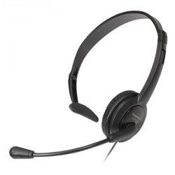On-Ear- kuulokkeet Panasonic Corp. RP-TCA400E-K Musta