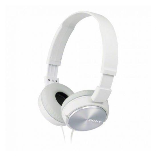 On-Ear- kuulokkeet Sony MDRZX310APW 98 dB Valkoinen