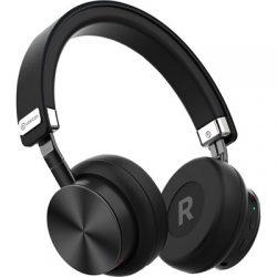 Voxicon On-ear Headphones X5 Musta
